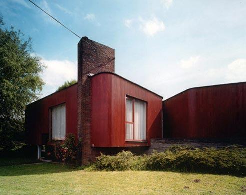 Jacques Dupuis / Architecte belge / 1914-1984